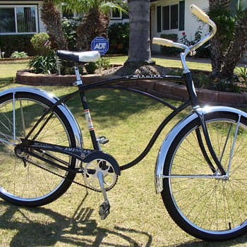 "Rare 26"" 1963 Schwinn American King Size Cruiser Survivor!  - Sporting Goods"