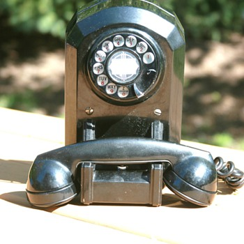 Unique Western Electric Telephone - Telephones