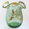 Legras St-Denis Gilt Rococo Revival Vase