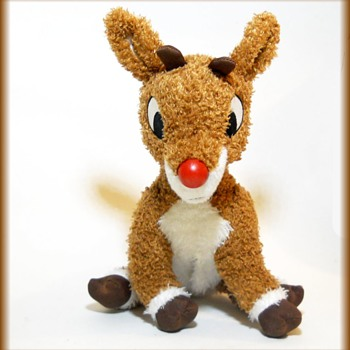 Rudolph The Red Nosed Reindeer ...... is HERE - Toys