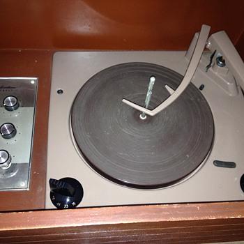 Sears Silvertone Stereo record player model ?