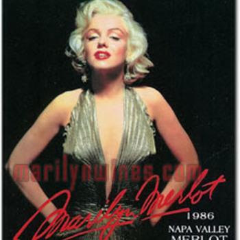 marilyn monroe merlot 1986