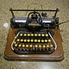 Blickensderfer No. 7 Prototype Typewriter