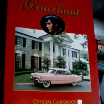 An official Graceland Mansion Guidebook