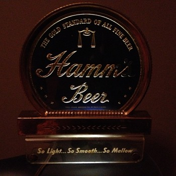 Hamm's Gold Standard - Breweriana