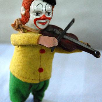 Schucco Wind-up Violinist - Toys