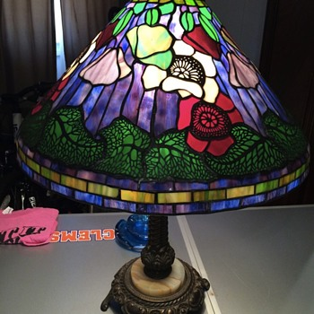 What is this beautiful lamp?