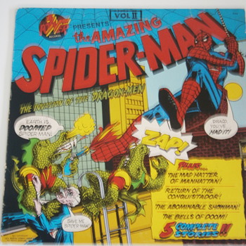 THE AMAZING SPIDER-MAN VOL. 2 - Records