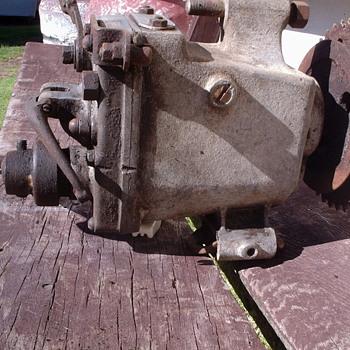 motorbike gearbox