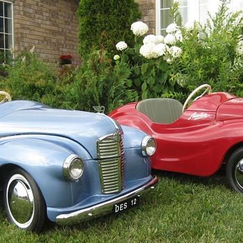 Canadian Austin J40's!