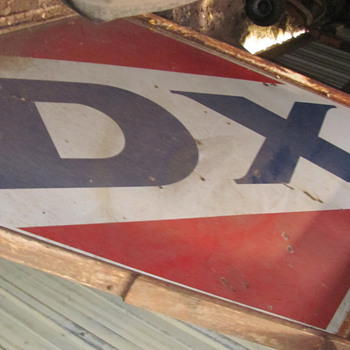 that D-X sign is monkeying around! - Petroliana