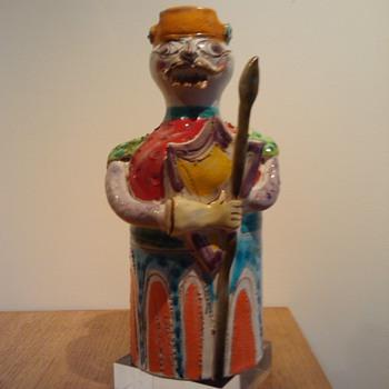 ORLANDO - GIOVANNI DE SIMONE - Art Pottery