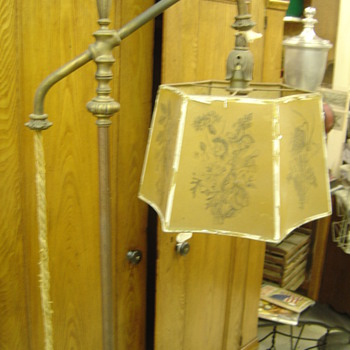 Colonial Premier Co. floor lamp