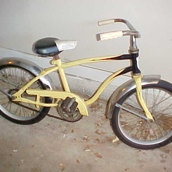 Looking for info. on my first bike