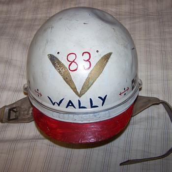 vintage clymer helmet