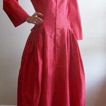 Vintage Dress~Or is it a Coat?? - Womens Clothing