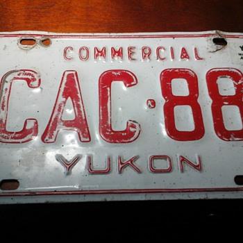 Yukon Plate