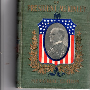 The Authentic Life of President McKinley - Books