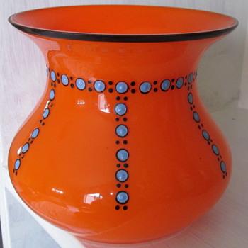 A Tango Mystery - Art Glass