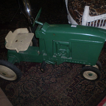john deere pedal tractor - Tractors