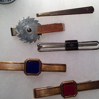 Assorted Tie Clips