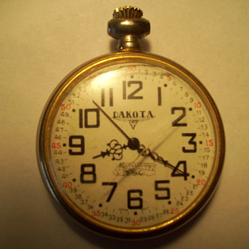 Dakota pocket watch - Pocket Watches