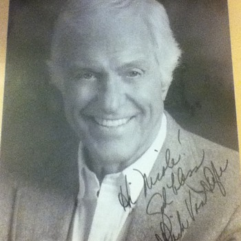 Dick Van Dyke Autographed Photo