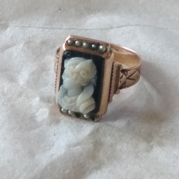 Revision to my Cameo Ring