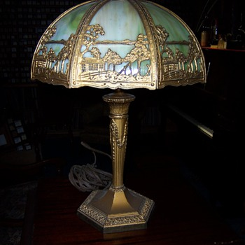 Grandparents lamp - Lamps