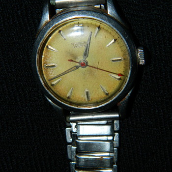 My grandfather's hand wound Tissot - Wristwatches