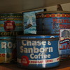 cool coffee tins