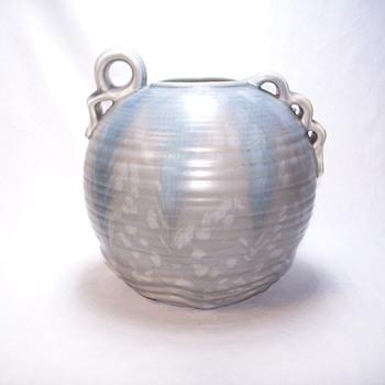 "Art Nouveau Style Vase""Burnell Pottery""England,20 Century"
