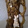 Sylvac England Rabbit Pottery Jug