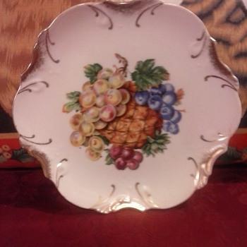 My favorite plate! - China and Dinnerware