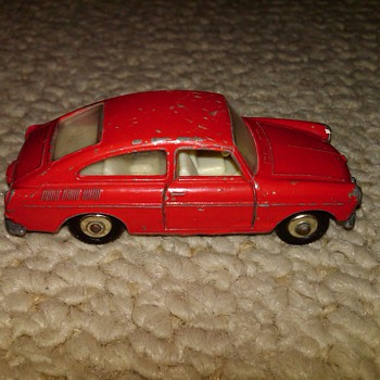 Matchbox VW1500TL - Model Cars