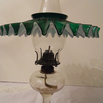 Waverly Oil Lamp