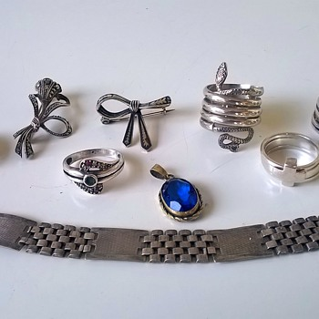 Garage Sales/Flea Market Finds - Fine Jewelry