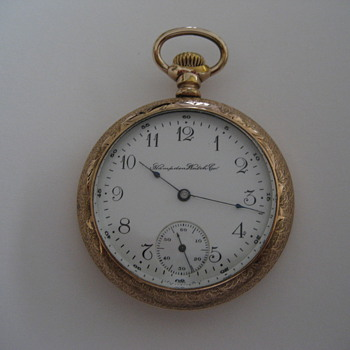 Hampden Watch Company Pocket Watch
