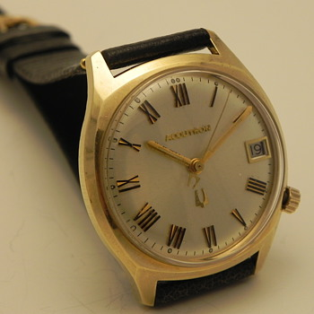 1969 Bulova Accutron 218
