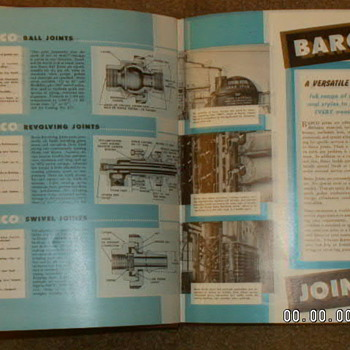 1949 Warren & Bailey Co. Industrial Supplies Catalog ~ Los Angeles, California