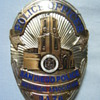 SAN DIEGO POLICE HISTORICAL ASSOCIATION PO BADGE