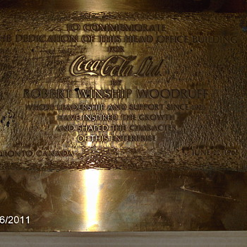 More mystery items - Coca-Cola