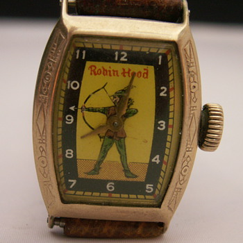 Robin Hood - Wristwatches