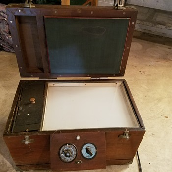Uncle's Antique photo equipment