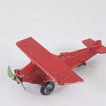 Kansas Toy Cabin Plane