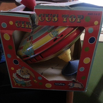 Circus Toy