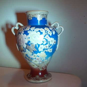 vase- Japanese or Chinese ? - Asian
