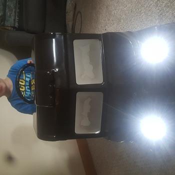 UPS pedal car