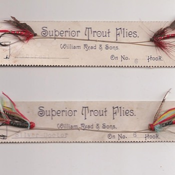 Super Old Fishing Lures Found In Cigar Box