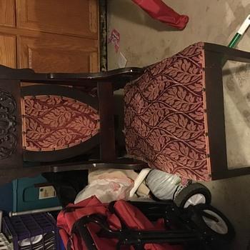 Found chair set! - Furniture